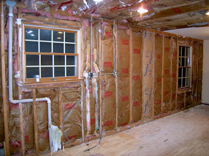 kitchen insulation
