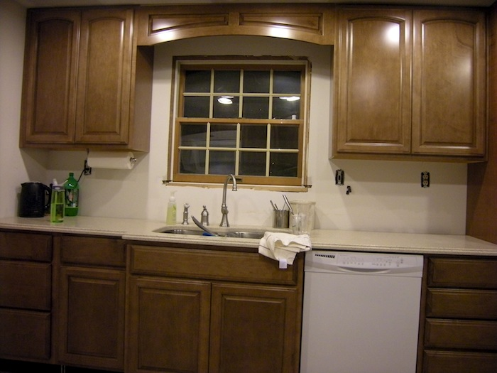 Kraftmaid and Whirlpool kitchen