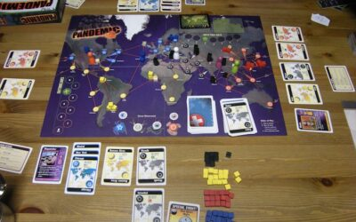 Game Review: Pandemic