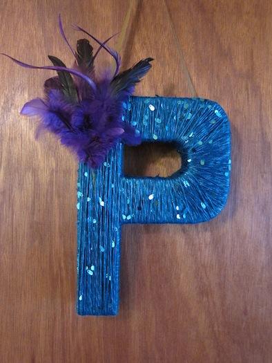 cardboard_letter_P_wreath20