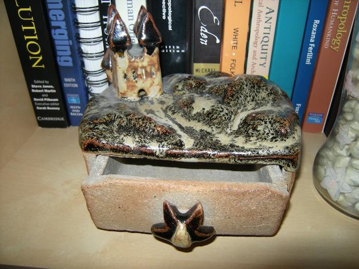 "<a href=""/2010/04/08/living-and-craft-room/"">Ceramic Castle</a>"