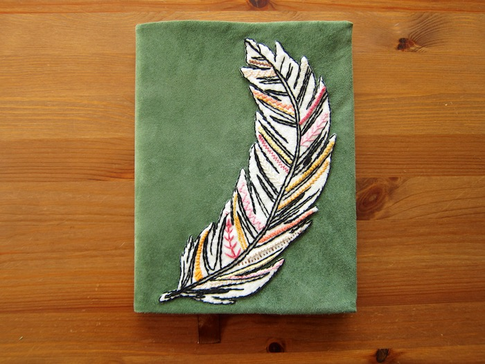 """<a href=""""/2015/02/06/leather-book-cover/"""">Leather Book Cover</a>"""