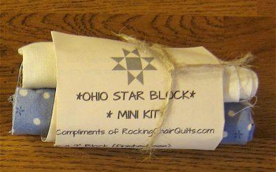 Ohio star block