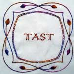 TAST: running stitch