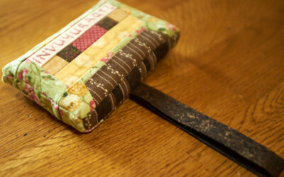 Cassette Pouch by Lysa Flower