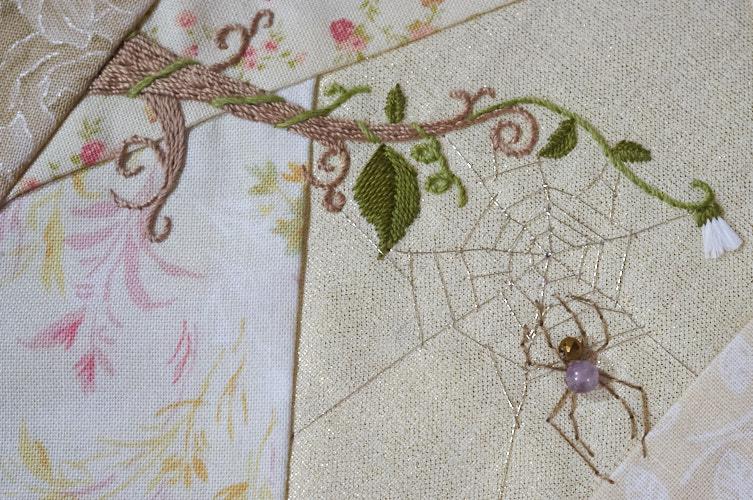 "<a href=""/2020/01/12/shawkls-icqc-103-vine-and-spider/"">Crazy quilt vine and spider</a>"