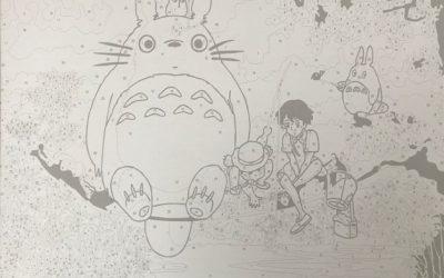 PBN Totoro 1