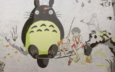 PBN Totoro 2