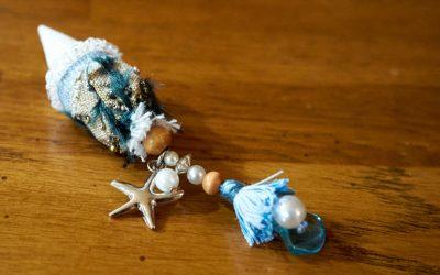 Gertenbach's talisman: seashell